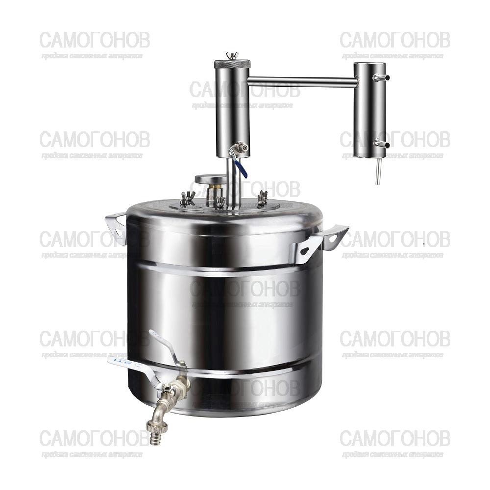 Видео самогонный аппарат маяк изготовить в домашних условия самогонный апарат