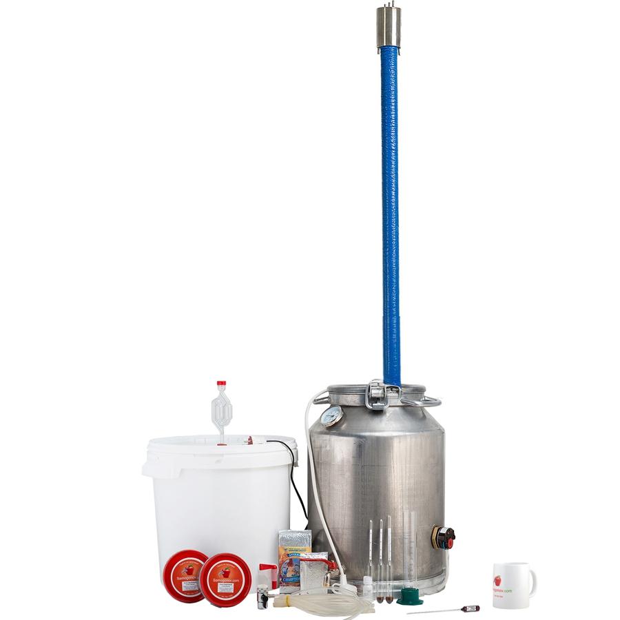 Самогонный аппарат ермак бак 20 литров для самогонного аппарата