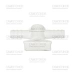 Кран узла отбора пластиковый, 10-12 мм