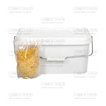 Кукуруза плющенная, ведро 6 кг