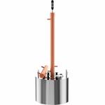 Ректификационная колонна Cuprum & Steel «Deluxe-10»