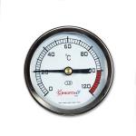 Термометр биметаллический осевой ТБ-60-О