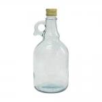 Бутылка 1 л с ручкой и винтовой пробкой