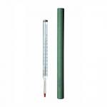 Термометр стеклянный 0-100