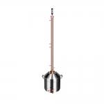 Ректификационная колонна Cuprum & Steel «Rocket 35-17»