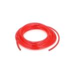 Шланг ПВХ для быстросъемов красный, 7.5х10 мм (1 м*)