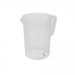 Мерный стакан пластиковый, 2 л