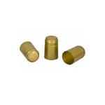 Колпачок термоусадочный золотой 29.5х60, 100 шт.