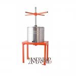 Пресс напольный для ягод и фруктов, 8 л (метрическая резьба)