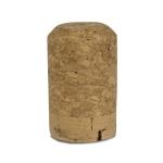 Пробка корковая цилиндрическая для шампанского, диаметр 3,05 см