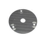 Крышка для бака с отверстием 21,5 мм, на 3 шпильки