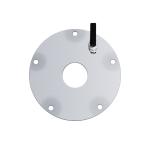 Крышка для бака с отверстием Ø42 мм, на 5 шпилек