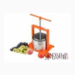 Пресс настольный для ягод и фруктов, 5 л