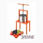 Пресс напольный для ягод и фруктов, 5 л
