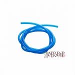 Шланг ПВХ синий, 8 мм (1 м*)